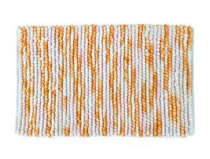 Πατάκι Μπάνιου (60×90) Rainbow Mistras 05541.001 Orange