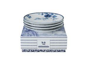 Πιατάκια Γλυκού Laura Ashley Σετ 4 τμχ. Assorti 12cm Blueprint