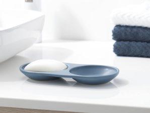 Σαπουνοθήκη SealSkin Conical Blue