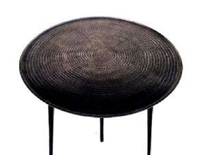 Τραπεζάκι Σαλονιού DUG204 63,5×63,5×45,7cm Black Espiel
