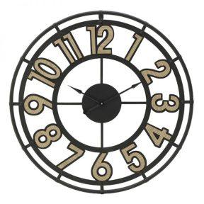 Inart Ρολόι Τοίχου 3-20-463-0012