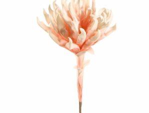 Λουλούδι Συνθετικό 304-1042 76Εκ. Orange Artekko Πολυαιθυλένιο