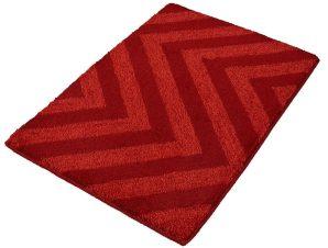 Πατάκι Μπάνιου Malua 5533 Dark Red Kleine Wolke X-Large