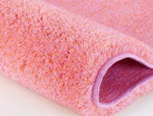 Πατάκι Μπάνιου Relax 5405 Round Pastell Rose Kleine Wolke Large