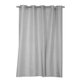 Nef Nef Κουρτίνα Μπάνιου 180×180 Shower 725 grey