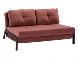 Καναπές-Κρεβάτι Διθέσιος HM3079.12 151x92x66Υcm Dusty Pink