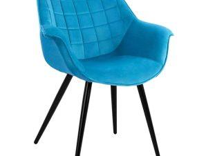 Πολυθρόνα Benjamin HM8682.09 69x68x78cm Turquoise