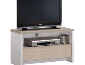 Έπιπλο Τηλεόρασης Tv8 33.0100 80Χ40X49cm Sonoma-Oak