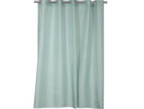 Κουρτίνα Μπάνιου Shower Mint Nef-Nef Φάρδος 200cm 180x200cm