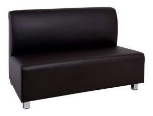 Καναπές Διθέσιος Bandy Ε952,23 130x71x88cm Brown
