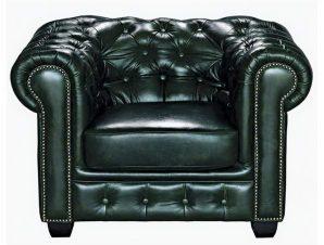 Πολυθρόνα Chesterfield 689 Ε9574,13 103x92x72cm Antique Green
