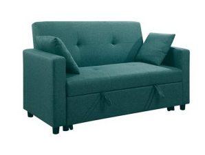 Καναπές – Κρεβάτι Διθέσιος Imola Ε9921,25 154x100x93/130x190x44cm Petrol