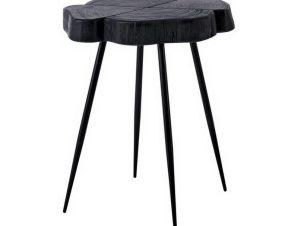 Τραπεζάκι Σαλονιού Kovil ΕΑ7083 +/-45x35x53cm Black