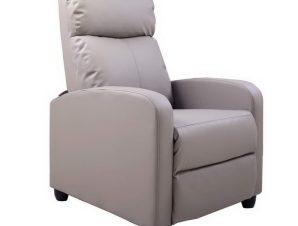 Πολυθρόνα Relax Porter Ε9781,6P 68x86x99cm Cappuccino