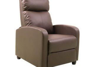 Πολυθρόνα Relax Porter Ε9781,7P 68x86x99cm Brown