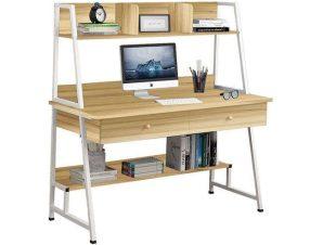 Γραφείο Η/Υ ΕΟ405,2 120x48x73/137cm White-Sonoma
