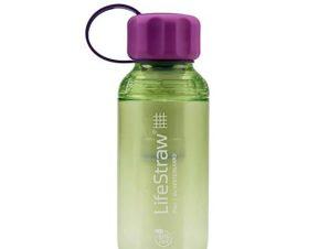 LifeStraw® Play LIME φίλτρο νερού επιβίωσης για παιδιά με μείωση μολύβδου LS11119